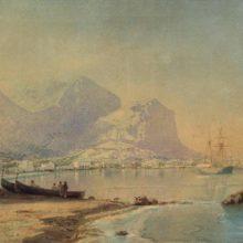 В гавани. 1842 год.