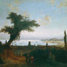 Старая Феодосия. 1839 год.