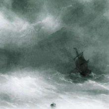 Сильный ветер. 1856 год.