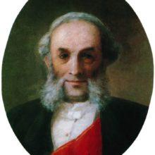 Автопортрет. 1881 год.