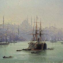 Золотой Рог. 1895 год.