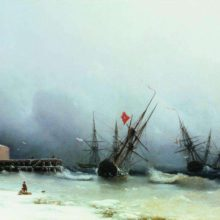 Сигнал бури. 1851 год.