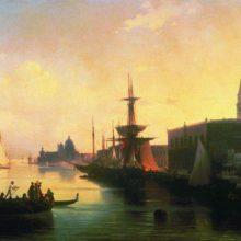 Венеция. 1842 год.