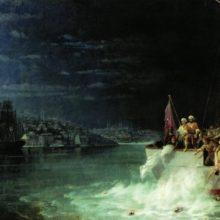 Ночь. Трагедия в Мраморном море. 1897 год.