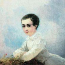 Портрет И. Х. Лазарева. 1851 год.