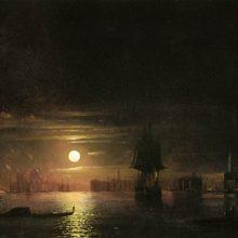 Ночь в Венеции. 1861 год.