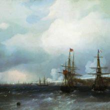 Взятие Севастополя. 1855 год.