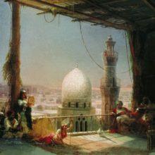 Сцены из каирской жизни. 1881 год.