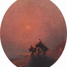 В тумане. 1879 год.