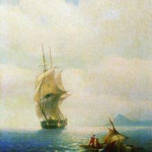 После бури. 1854 год.