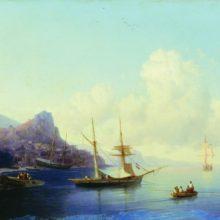 Гурзуф. 1859 год.