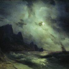 Море. 1864 год.