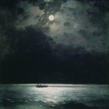 Ночь на Черном море. 1879 год.
