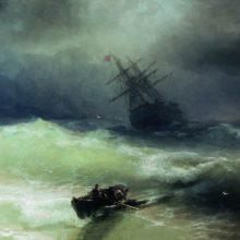 Буря. 1886 год.