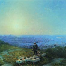 Малахов курган (Место, где смертельно был ранен Корнилов). 1893 год.