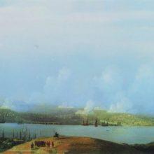 Осада Севастополя. 1859 год.