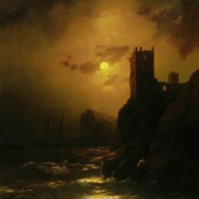 Башня. Кораблекрушение. 1847 год.