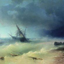 Буря. 1872 год.
