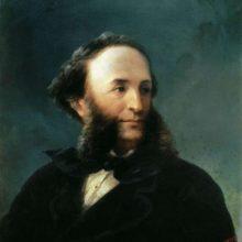 Автопортрет. 1874 год.