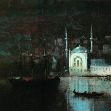Ночной Константинополь. 1886 год.