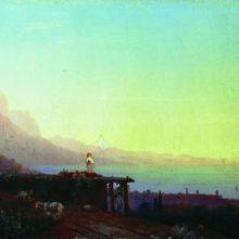 Южная ночь. Крым. 1848 год.