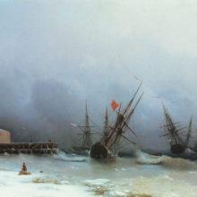 Буря. 1851 год