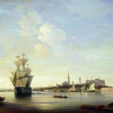 Ревель. 1844 год.