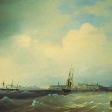 Свеаборг. 1844 год.