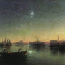 Венеция. 1870-е год.