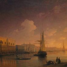 Венецианская ночь.