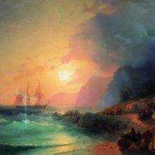 На острове Крит. 1867 год
