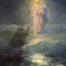 Хождение по водам. 1888 год.