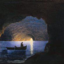 Лазоревый грот. Неаполь. 1841 год.