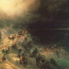 Всемирный потоп. 1864 год.